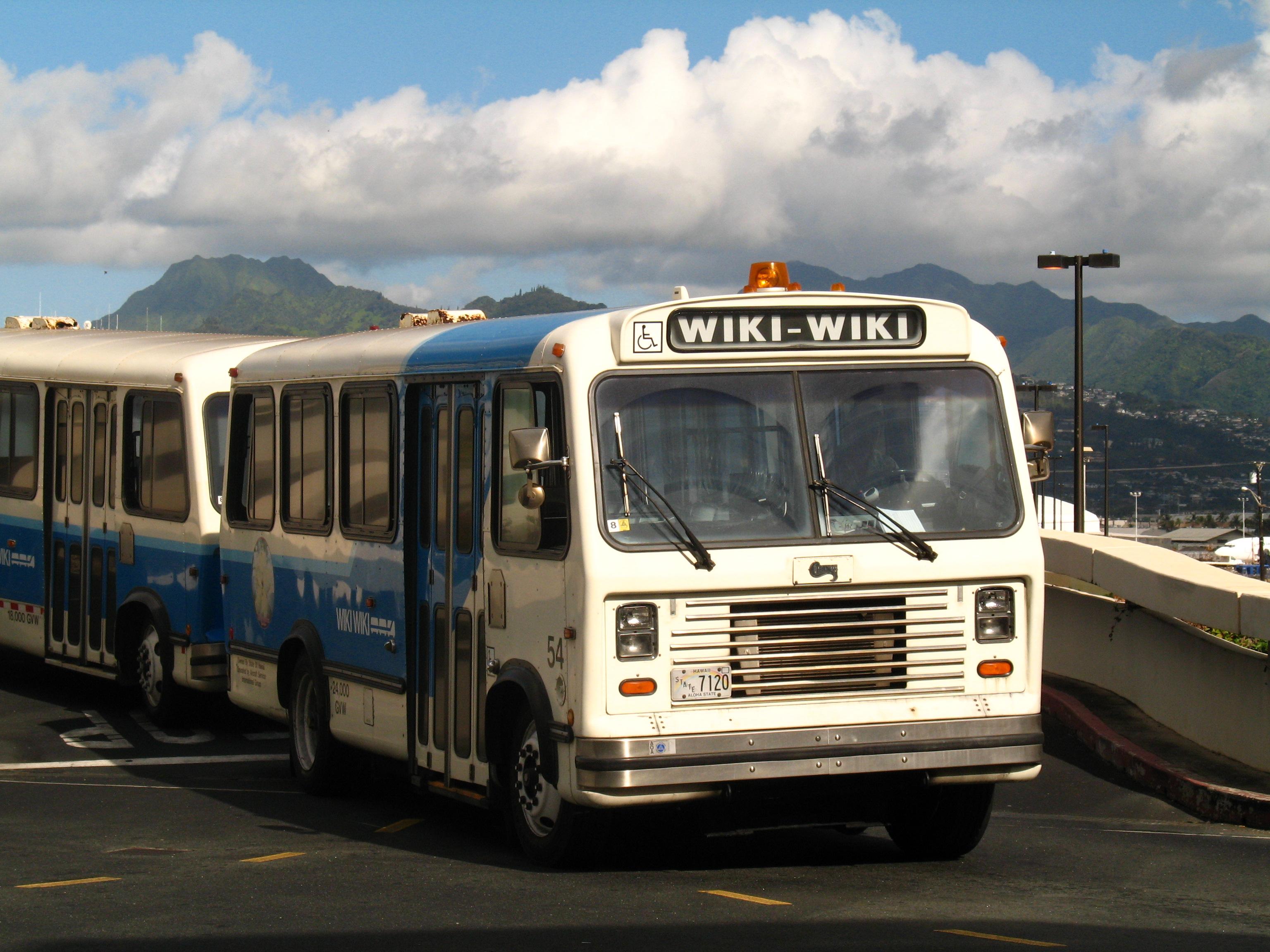 HNL_Wiki_Wiki_Bus