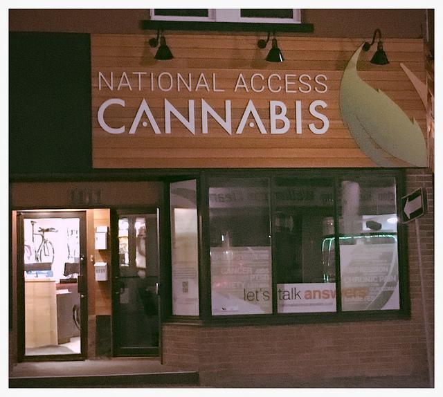 distributing marijuana