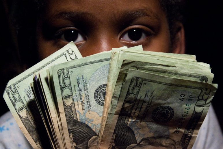 impact on nonprofits of giving cash to poor people