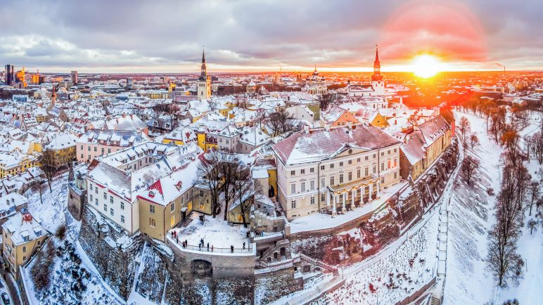 Estonia leads the world in digtal governance